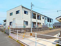 福岡県北九州市小倉南区中貫2丁目の賃貸アパートの外観