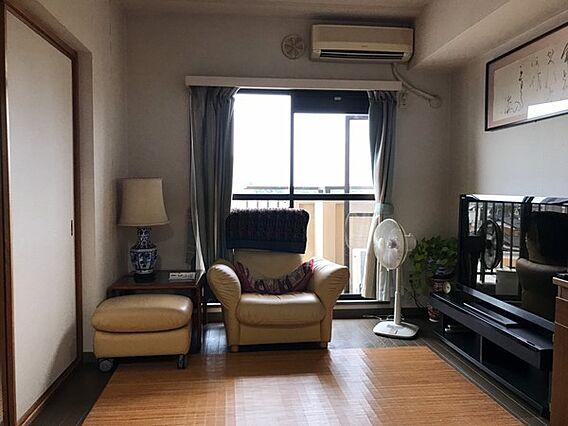 和室隣接の部屋