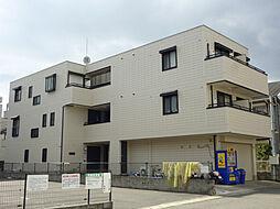 兵庫県西宮市大畑町の賃貸マンションの外観