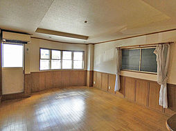 JR関西本線 東部市場前駅 徒歩10分 4LDKの居間