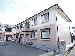 兵庫県神戸市西区王塚台4丁目の賃貸アパートの外観