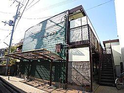 サニーコーポ岡崎[106号室号室]の外観