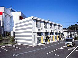 神奈川県綾瀬市寺尾西3丁目の賃貸アパートの外観