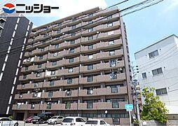 ジュフク松本[4階]の外観