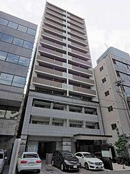 大阪府大阪市中央区備後町1丁目の賃貸マンションの外観