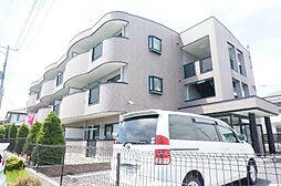 埼玉県草加市青柳8丁目の賃貸マンションの外観