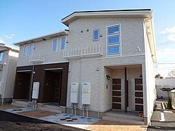 徳島県板野郡藍住町奥野字乾の賃貸アパートの外観