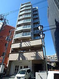 プライムタワー阿倍野40[8階]の外観