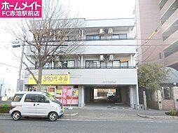 愛知県名古屋市天白区向が丘3の賃貸マンションの外観