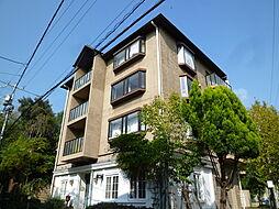 大阪府大阪市阿倍野区晴明通の賃貸マンションの外観