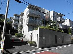 東京都新宿区中井2丁目の賃貸マンションの外観