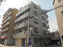 シティコーポ東田辺[4階]の外観