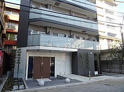 神奈川県横浜市中区千歳町の賃貸マンションの外観