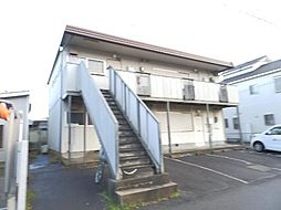 三重県津市新町2丁目の賃貸アパートの外観