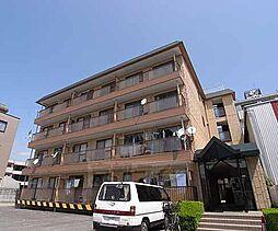 京都府京都市伏見区下鳥羽北円面田町の賃貸マンションの外観
