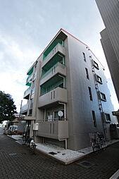 ヤマハハイツ伊勢崎C棟[4階]の外観