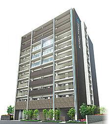 クリスタルグランツみなとシティ[4階]の外観
