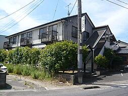 島根県松江市東津田町の賃貸アパートの外観
