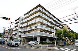 兵庫県神戸市須磨区若草町1丁目の賃貸マンションの外観