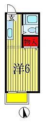 東千葉駅 3.1万円