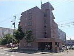 北海道札幌市豊平区美園一条8丁目の賃貸マンションの外観