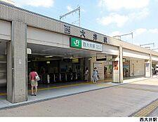 西大井駅(現地まで720m)