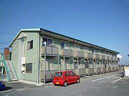 三重県鈴鹿市高岡台2の賃貸アパートの外観
