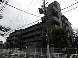 ラグゼ武庫之荘[402号室]の外観