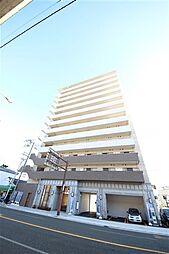 ゲートコート大阪福島[8階]の外観