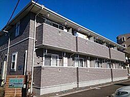 宮城県仙台市太白区西中田3丁目の賃貸アパートの外観