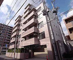 京都府京都市中京区西ノ京下合町の賃貸マンションの外観