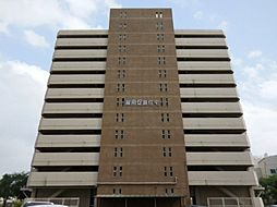 ビレッジハウス南清水タワー[4階]の外観