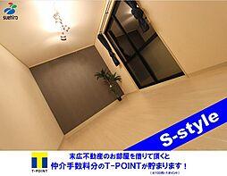 埼玉県鴻巣市筑波2丁目の賃貸アパートの外観