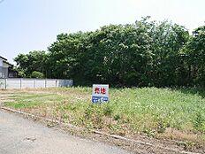 茨城県小美玉市堅倉にある売地です。