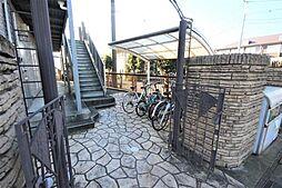 ふじハイム三山[1階]の外観