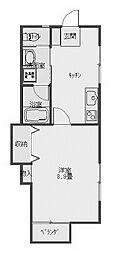 O-STYLE[2階]の間取り
