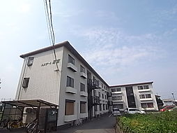 兵庫県加古川市尾上町今福の賃貸マンションの外観