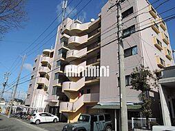 愛知県名古屋市中川区吉津5丁目の賃貸マンションの外観