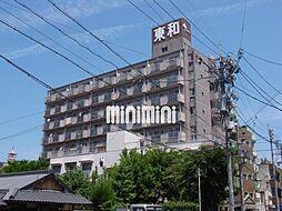 ガーデンコート新栄[6階]の外観