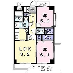 入谷サンアイガーデン二番館