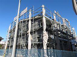ハイムコンフォートD棟[2階]の外観