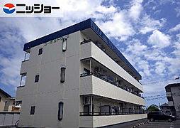 コーポカトウII[2階]の外観