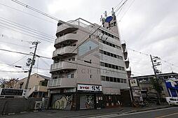 東大阪レヂデンス[3階]の外観