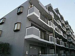 エステート西新井[3階]の外観