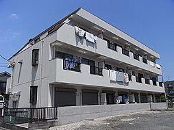 神奈川県川崎市幸区古市場の賃貸マンションの外観