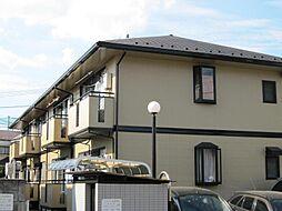 埼玉県さいたま市南区円正寺の賃貸アパートの外観