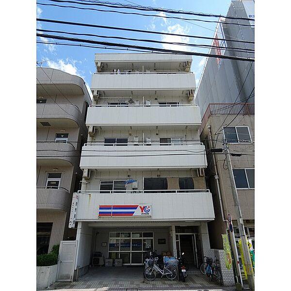 熊本県熊本市中央区九品寺3丁目の賃貸マンション