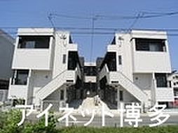 JR鹿児島本線 千早駅 徒歩7分の賃貸アパート