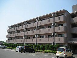 ソレイユA[3階]の外観