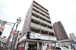 愛知県豊田市西町2丁目の賃貸マンションの外観